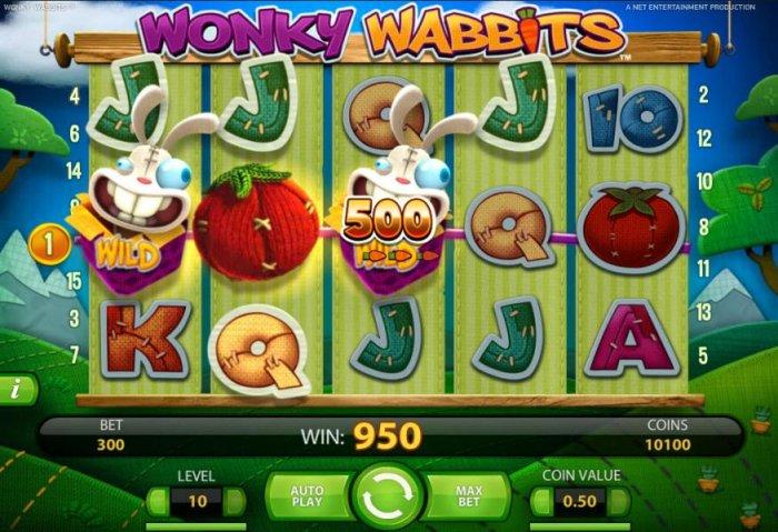 Wonky Wabbits screenshot