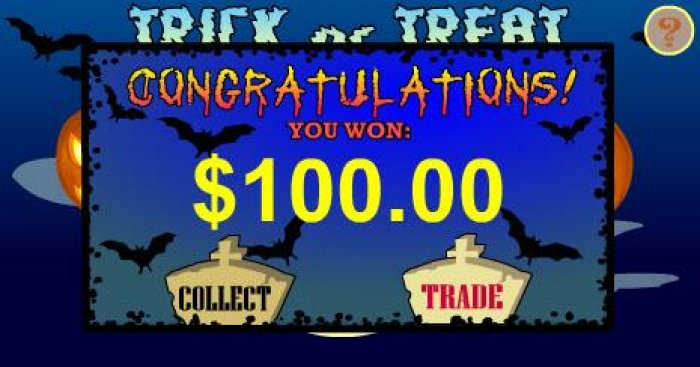 Trick or Treat by All Online Pokies