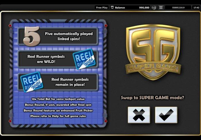 All Online Pokies - Super Game