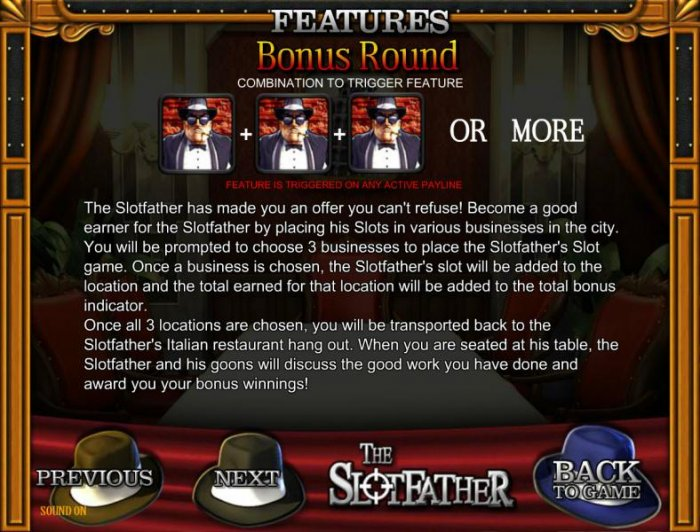 All Online Pokies image of The Slotfather