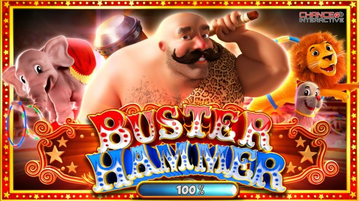 Images of Buster Hammer