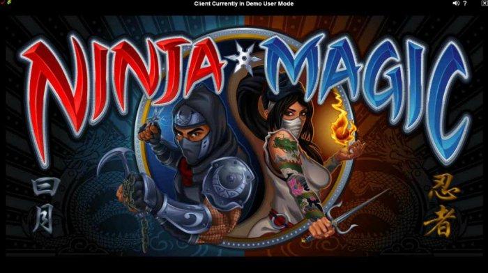 Ninja Magic screenshot