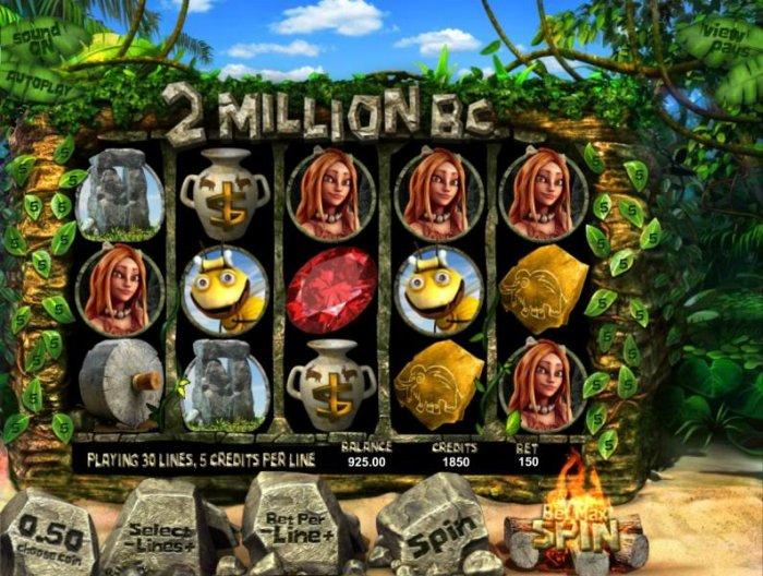 All Online Pokies image of 2 Million B.C.