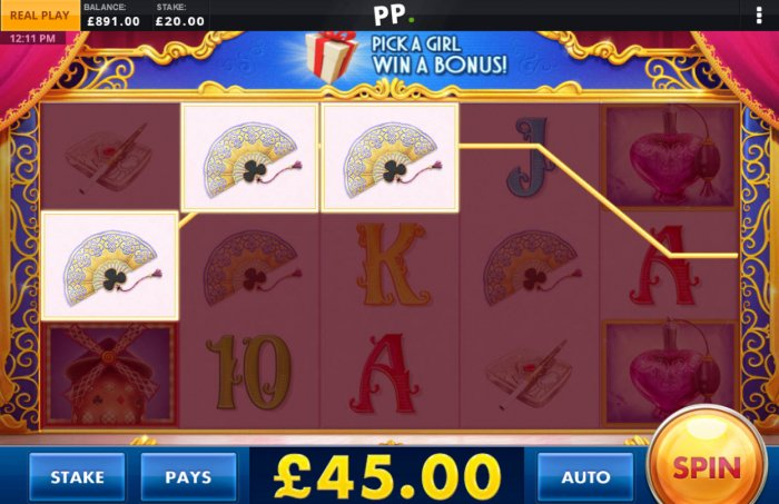 Lucky Cabaret by All Online Pokies