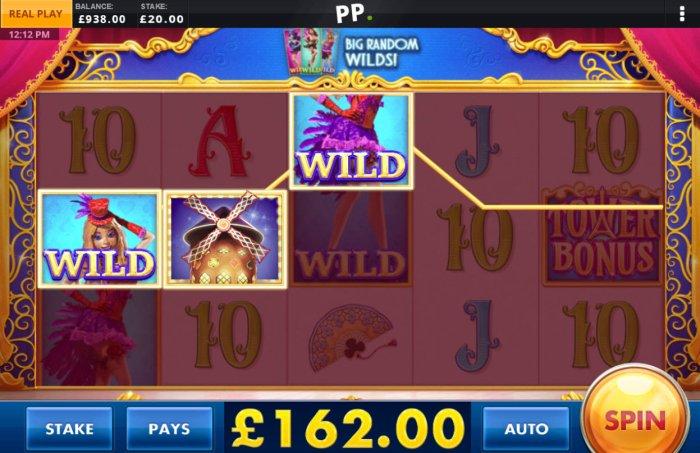 Lucky Cabaret screenshot