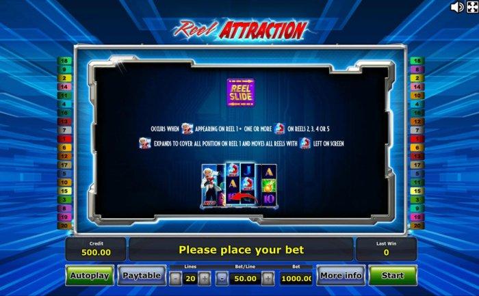Reel Attraction screenshot