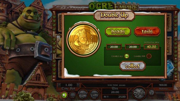Ogre Empire screenshot
