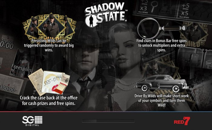 All Online Pokies image of Shadow State