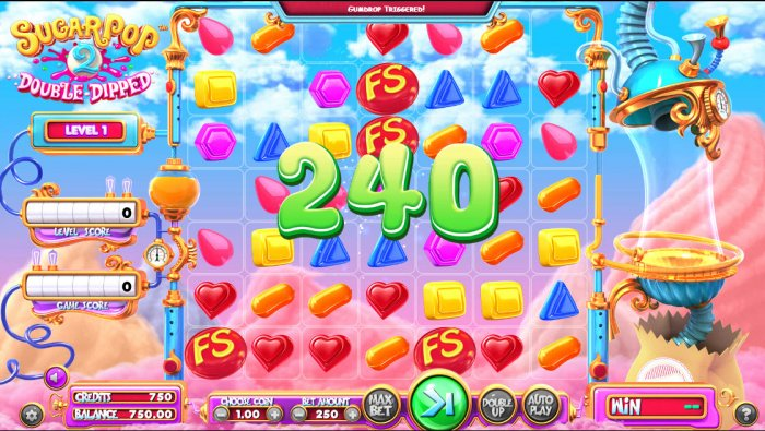 All Online Pokies image of Sugar Pop 2 Double Dipped