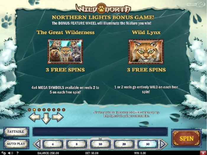 Wild North by All Online Pokies