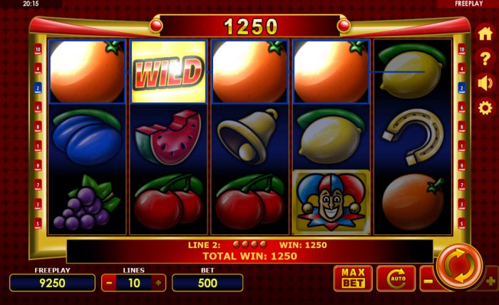 Golden Joker by All Online Pokies