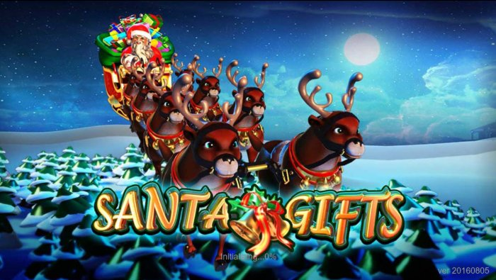 Images of Santa Gifts