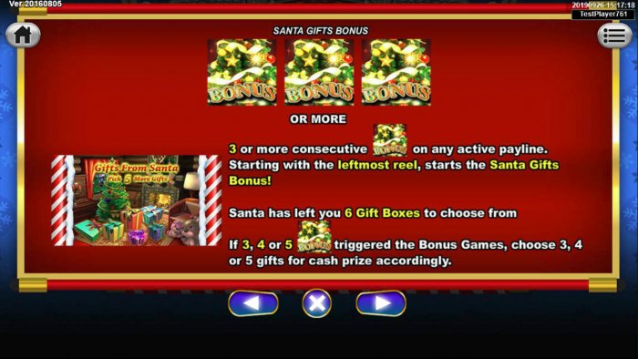 Bonus Game Rules by All Online Pokies