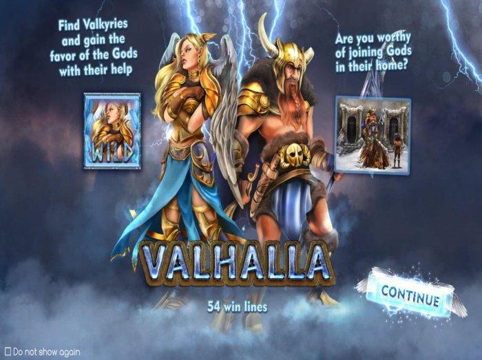 Valhalla by All Online Pokies