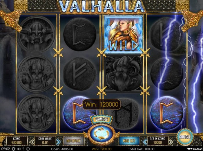 All Online Pokies - Multiple winning paylines triggers a big win!
