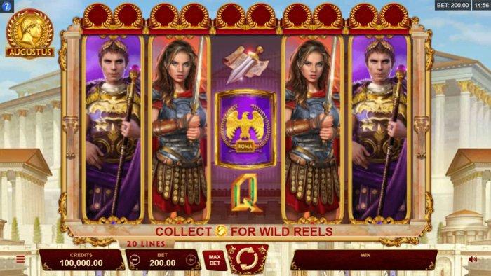 All Online Pokies image of Augustus