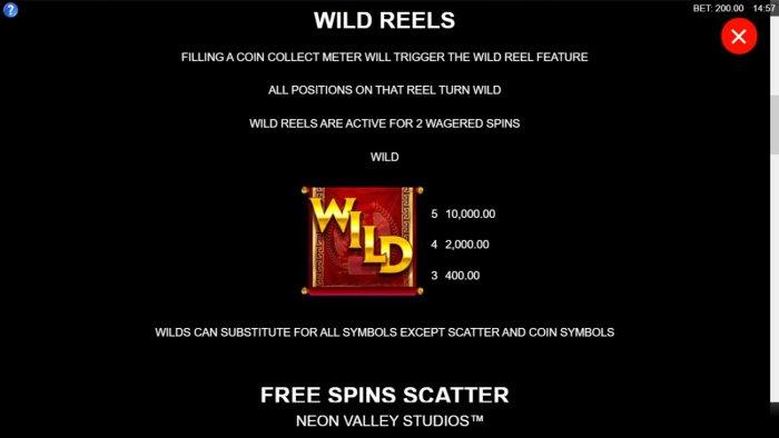 All Online Pokies - Wild Reels