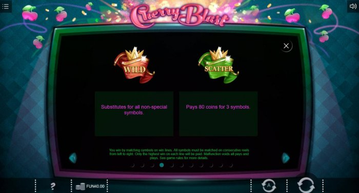 All Online Pokies image of Cherry Blast