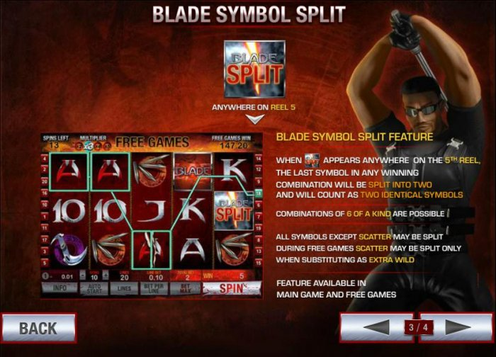 Blade by All Online Pokies