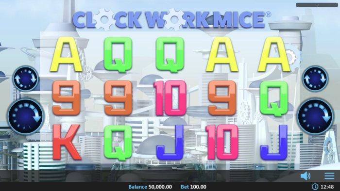Clockwork Mice screenshot