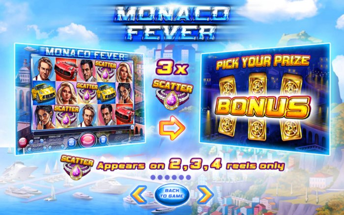 Monaco Fever screenshot