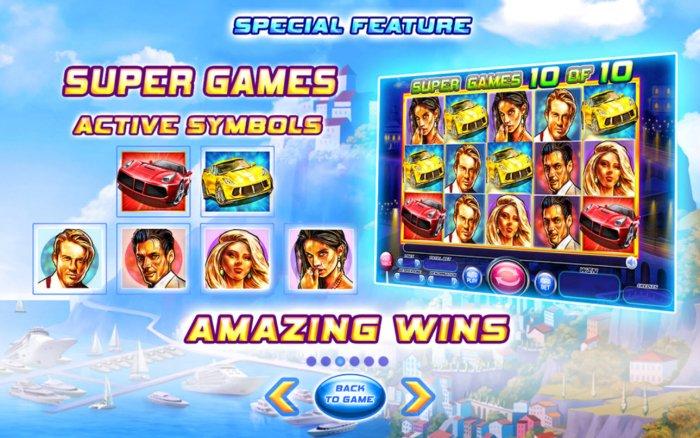 Super Games - All Online Pokies