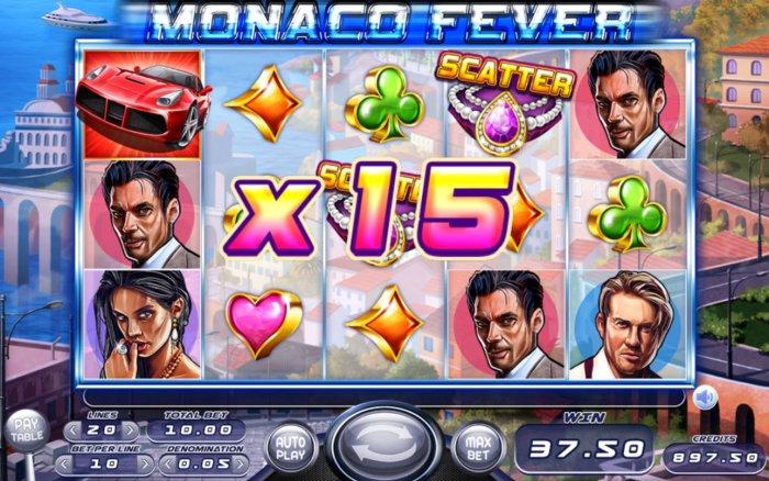 Images of Monaco Fever