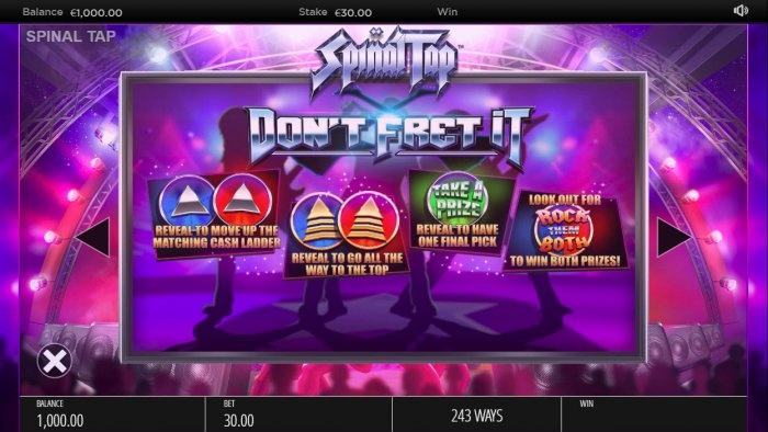 All Online Pokies image of Spinal Tap