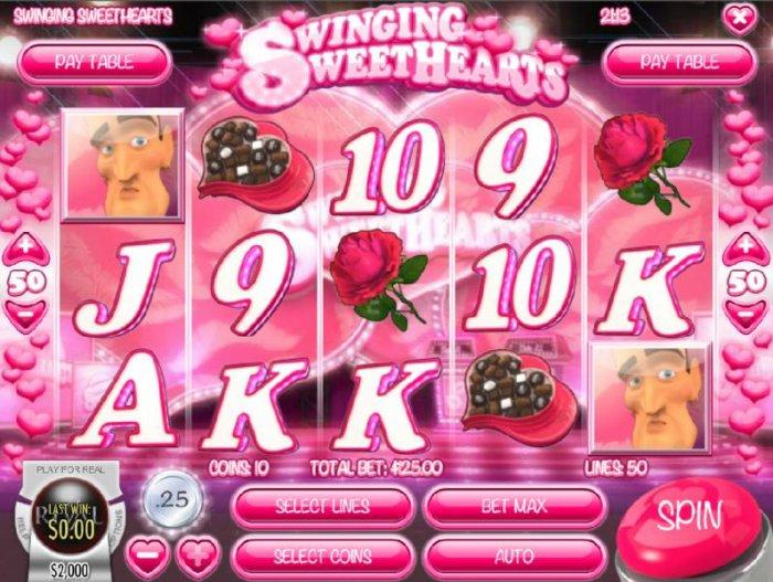 Swinging Sweethearts screenshot