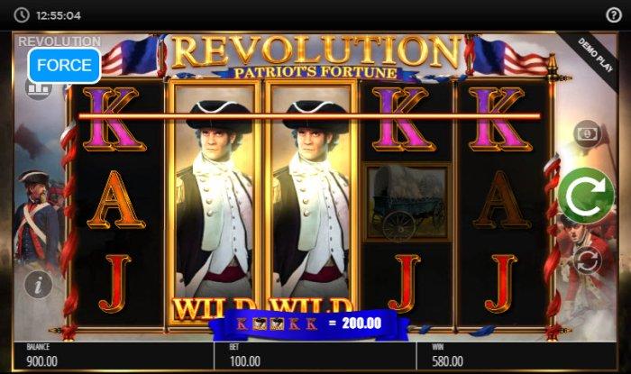 Images of Revolution Patriot's Fortune