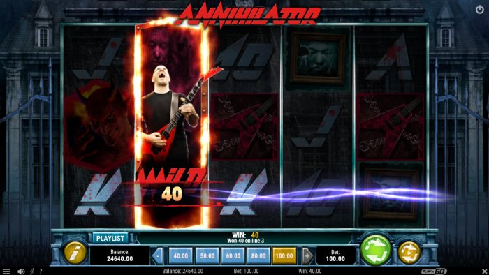 Annihilator screenshot
