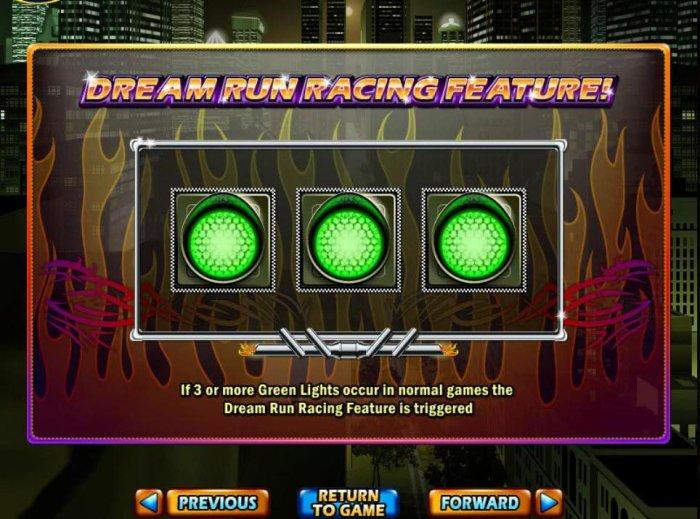 All Online Pokies image of Dream Run
