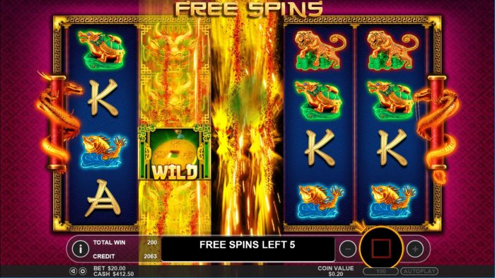Lucky Dragons screenshot