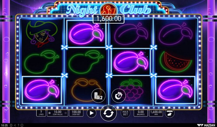 A winning four of a kind by All Online Pokies