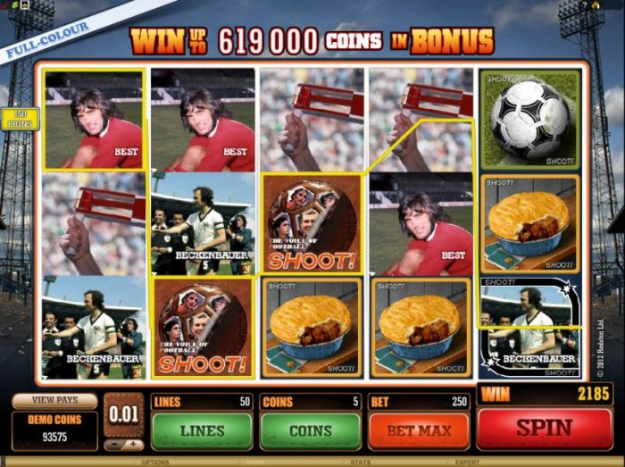 Shoot! by All Online Pokies