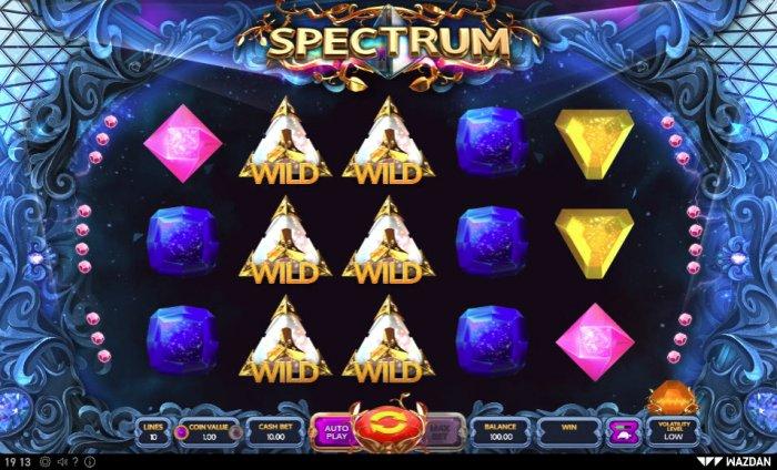 Images of Spectrum