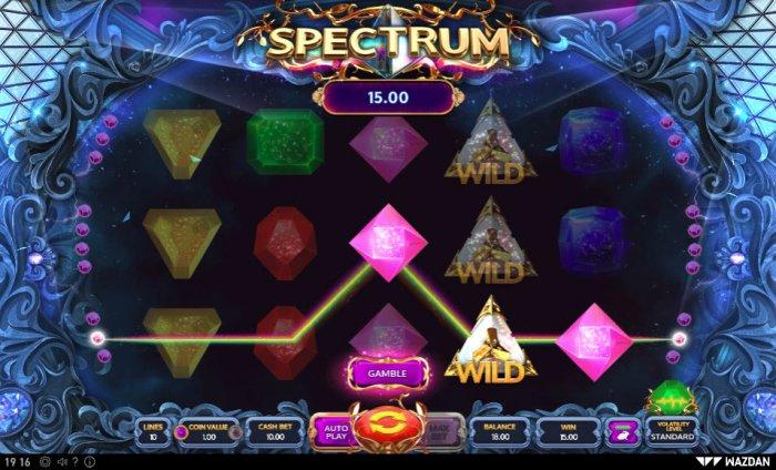 Spectrum by All Online Pokies