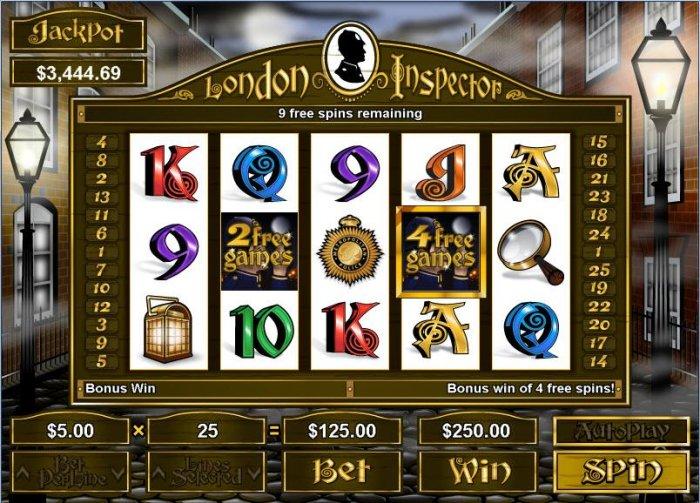 London Inspector screenshot