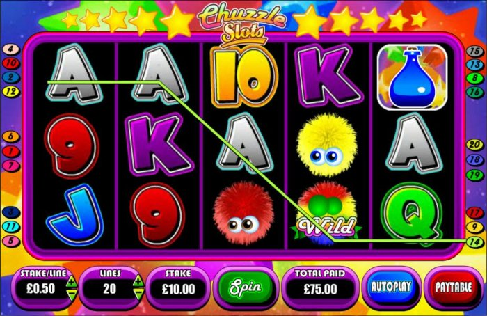 A four of a kind leads to a big win. - All Online Pokies