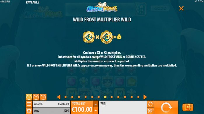 Wild Multiplier - All Online Pokies