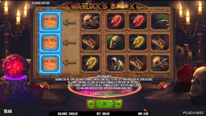 All Online Pokies - Wild Symbol Rules