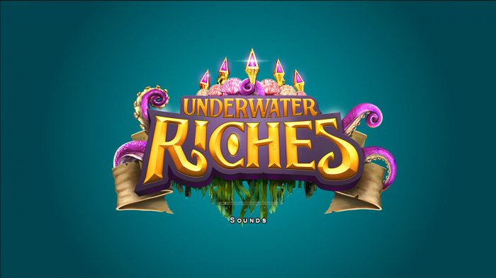 All Online Pokies image of Underwater Riches