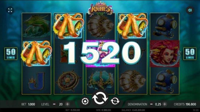 Underwater Riches screenshot