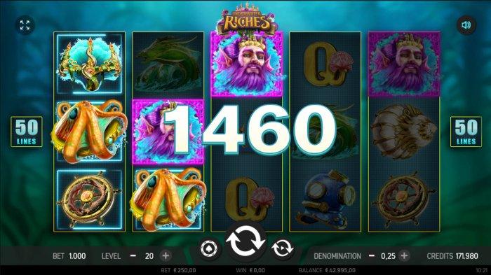 Underwater Riches by All Online Pokies
