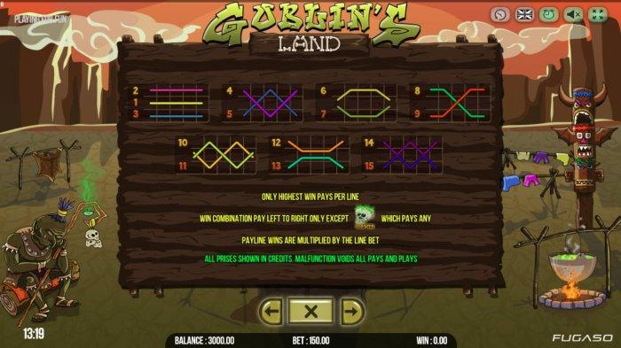 Goblins Island by All Online Pokies