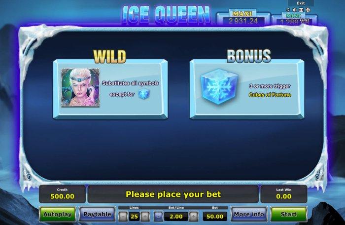 Ice Queen screenshot