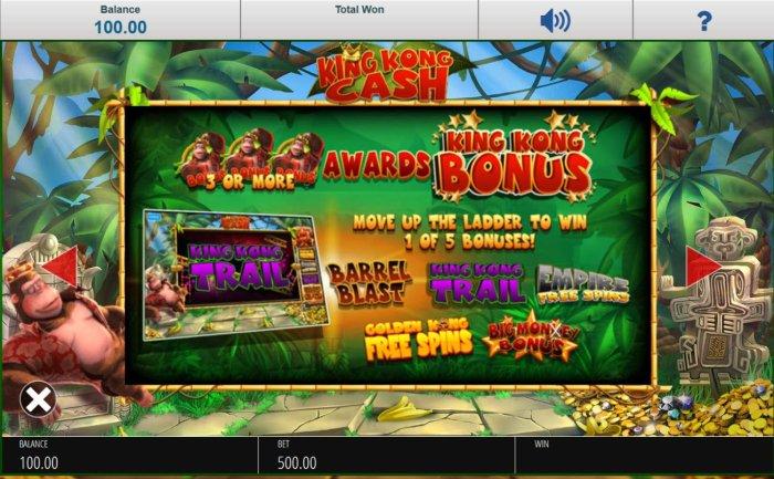 Images of King Kong Cash