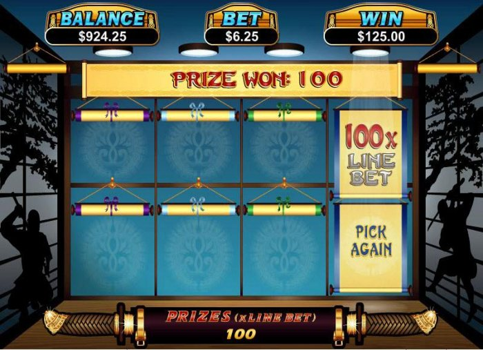 All Online Pokies - a 200x line awarded during the 2nd bonus level