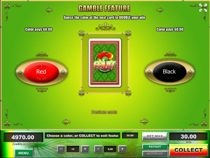 All Online Pokies image of Fruit