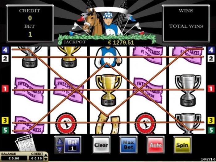 Horse Winner by All Online Pokies
